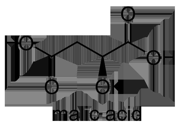 ウメ 化学構造式2