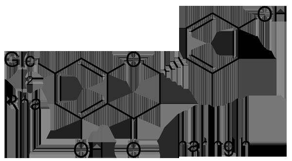 ウンシュウミカン 化学構造式2