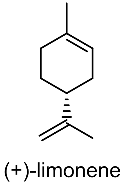 ウンシュウミカン 化学構造式3