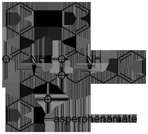 オオムギ 化学構造式2