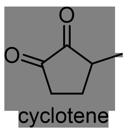 オオムギ 化学構造式3