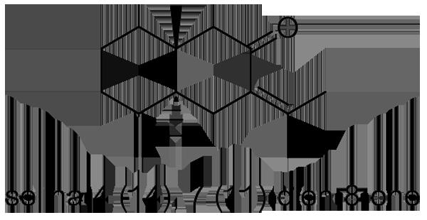 オケラ 化学構造式2