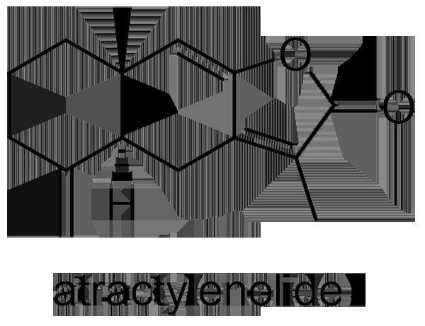 オケラ 化学構造式3