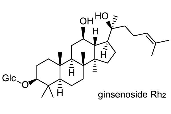 オタネニンジン 化学構造式4