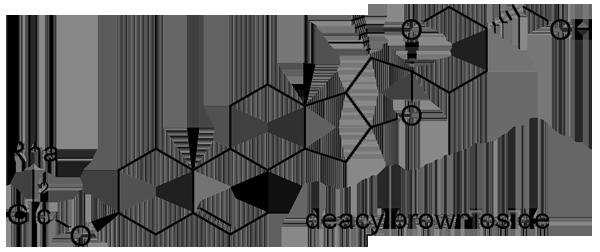 オニユリ 化学構造式3