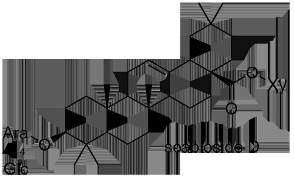 オミナエシ 化学構造式3