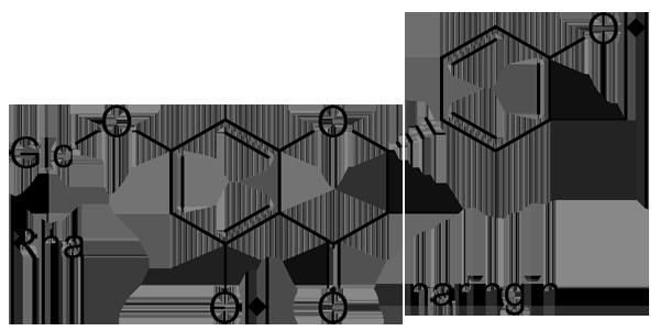カスミザクラ 化学構造式3