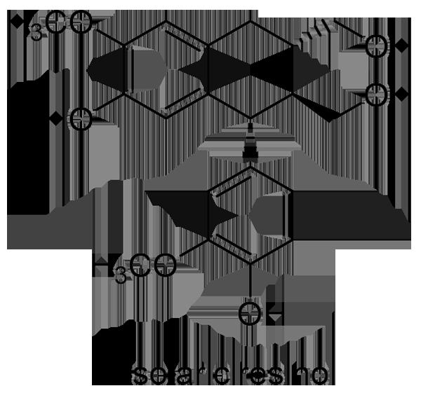 カラスビシャク 化学構造式2