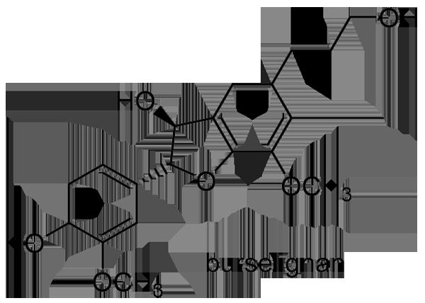 カラスビシャク 化学構造式3