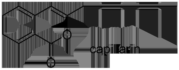 カワラヨモギ 化学構造式2