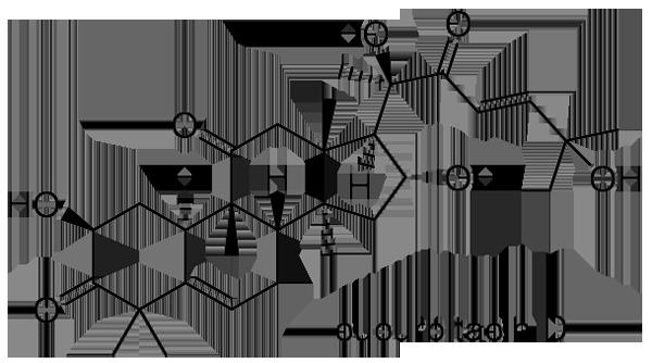 キカラスウリ 化学構造式2