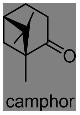キク 化学構造式3