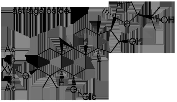 キバナオウギ 化学構造式3