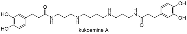 クコ 化学構造式2