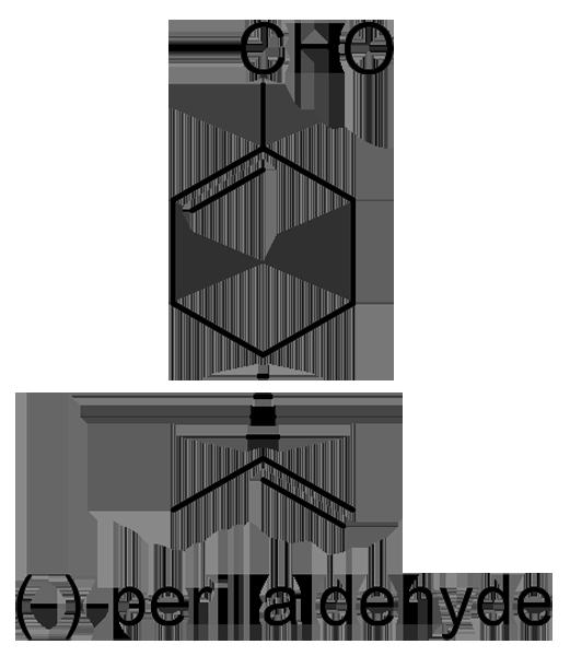 シソ 化学構造式2