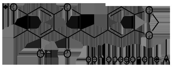 ジャノヒゲ 化学構造式3