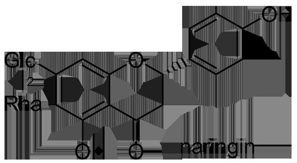 ダイダイ 化学構造式2