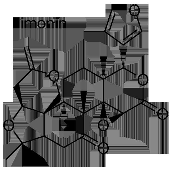 ダイダイ 化学構造式4