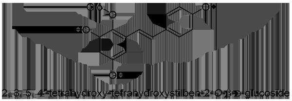 ツルドクダミ 化学構造式2