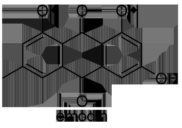 ツルドクダミ 化学構造式3