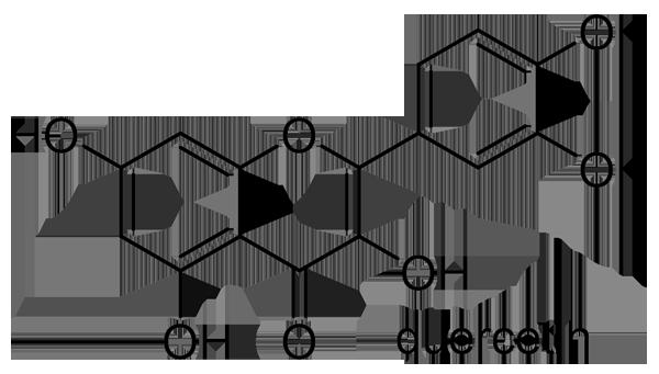 ドクダミ 化学構造式2