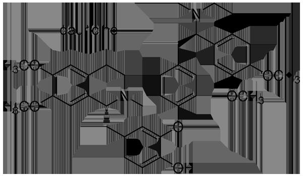 ハス 化学構造式2