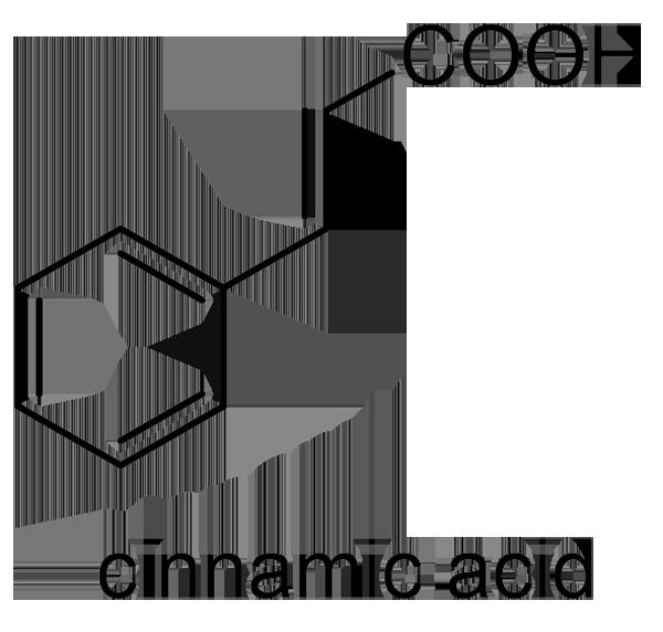 パチョリ 化学構造式3