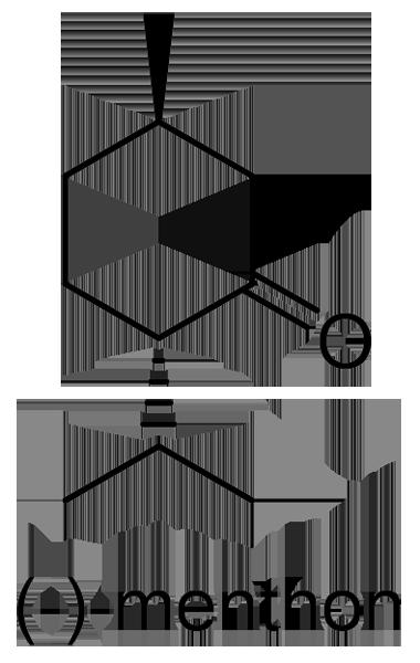 ハッカ 化学構造式2