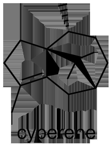 ハマスゲ 化学構造式2