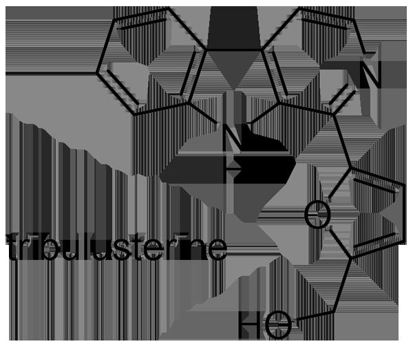 ハマビシ 化学構造式2