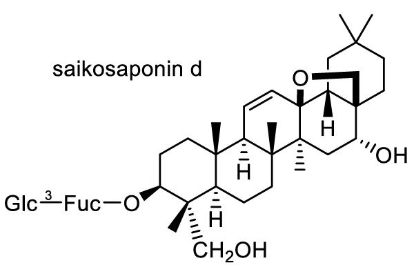 ミシマサイコ 化学構造式2