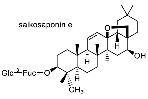ミシマサイコ 化学構造式3