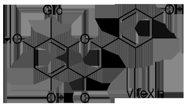 ミツバハマゴウ 化学構造式2