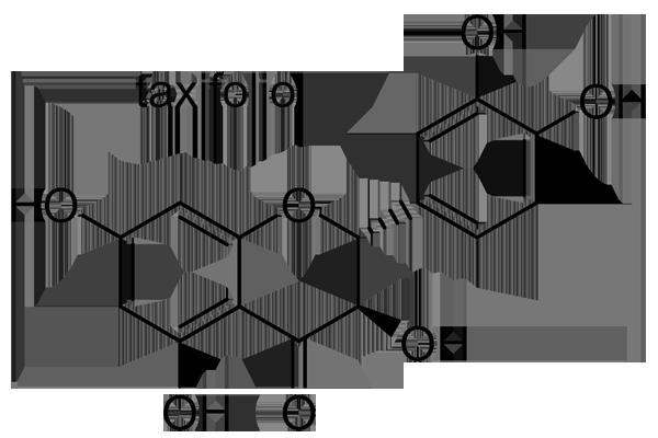 ミツバハマゴウ 化学構造式3