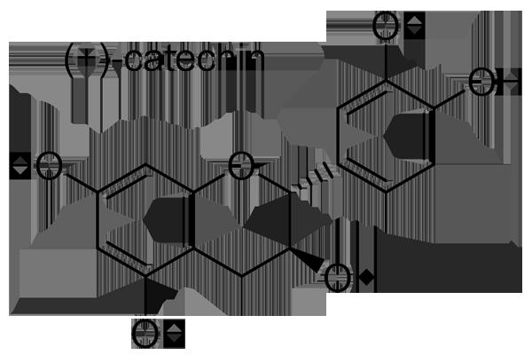 アカメガシワ 化学構造式2