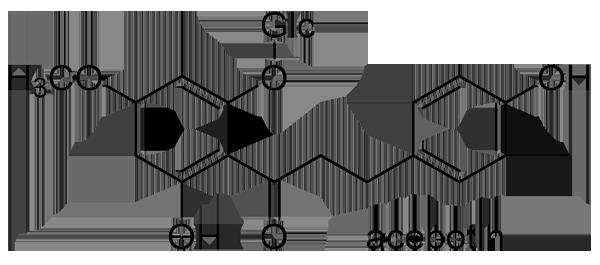アセビ 化学構造式3