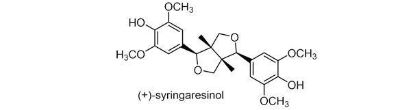 アマドコロ 化学構造式3