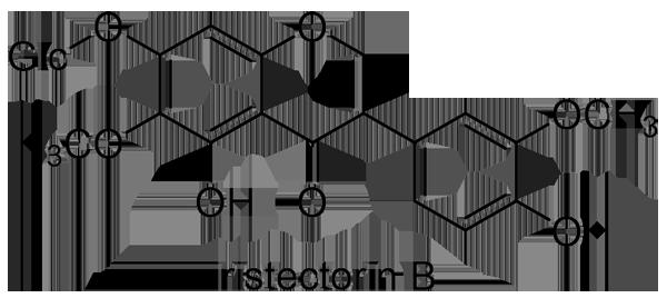イチハツ 化学構造式3