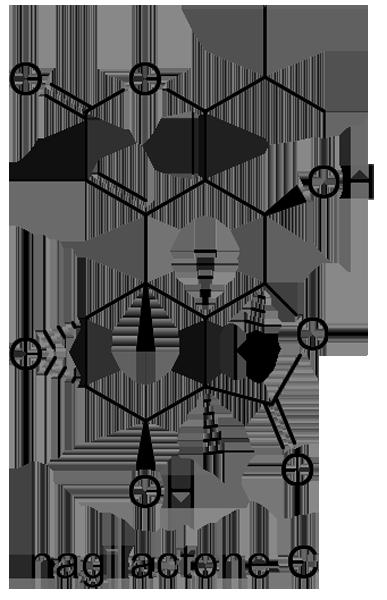イヌマキ 化学構造式3