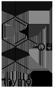 イブキジャコウソウ 化学構造式2