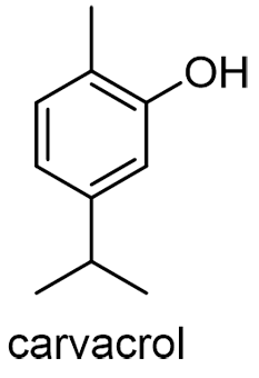 イブキジャコウソウ 化学構造式3