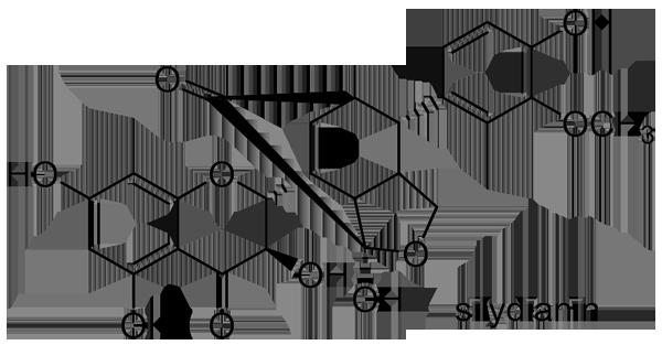 オオアザミ 化学構造式2