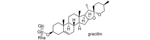 オニドコロ 化学構造式3
