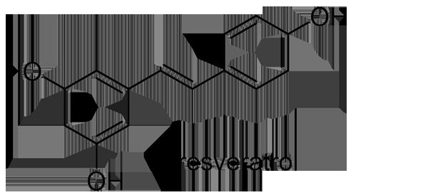 カガミグサ 化学構造式2