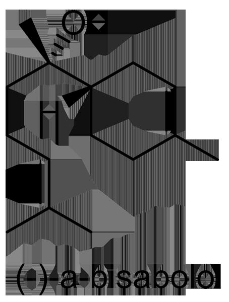 カミツレ 化学構造式3