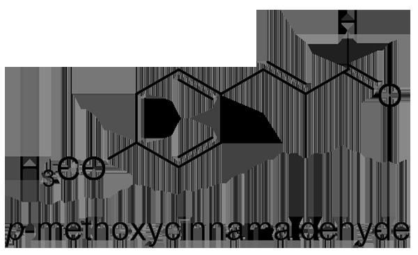 カワミドリ 化学構造式3