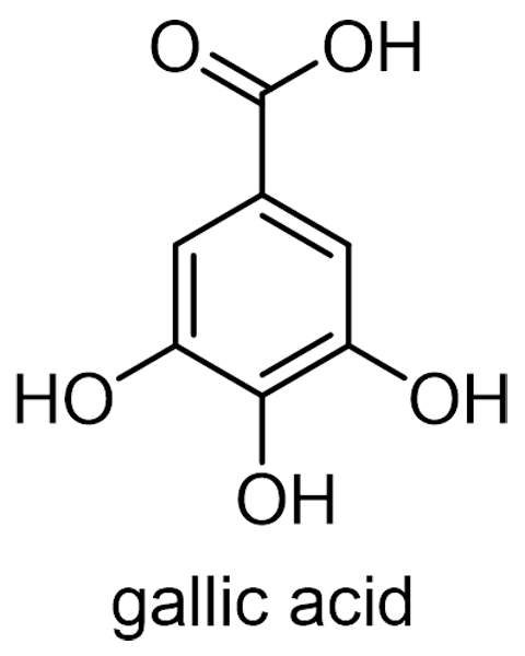 カワラサイコ 化学構造式2