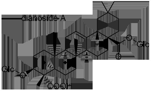 カワラナデシコ 化学構造式2