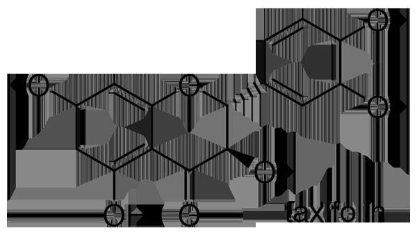 キンミズヒキ 化学構造式2
