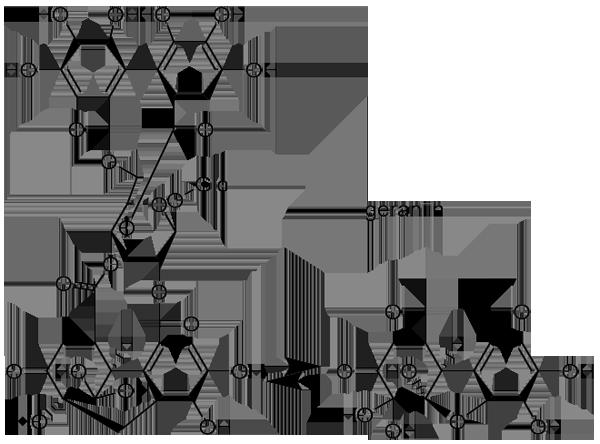ゲンノショウコ 化学構造式2